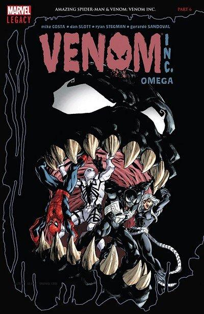 Amazing Spider-Man – Venom Inc. Omega #1 (2018)