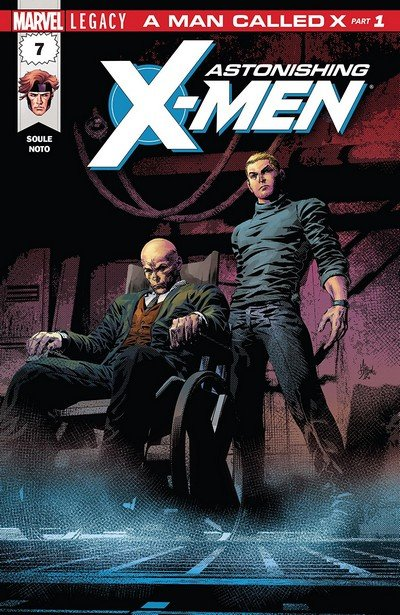 Astonishing X-Men #7 (2018)
