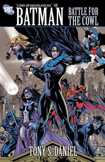 Batman – Battle for the Cowl (TPB) (2009)