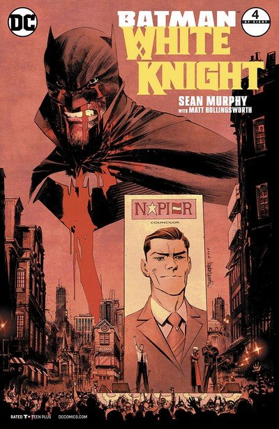 Batman White Knight #4 (2018)