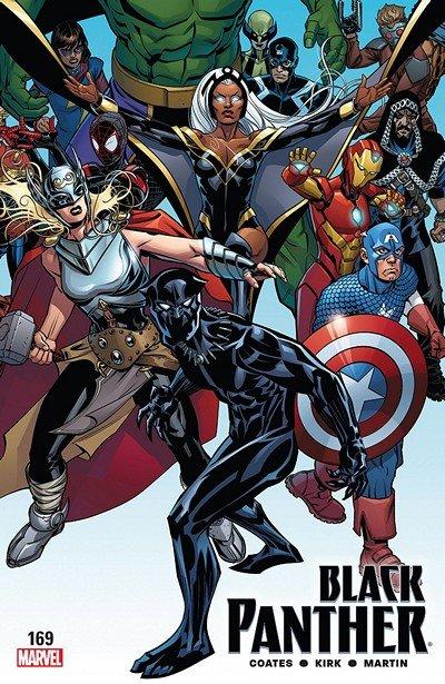 Black Panther #169 (2018)