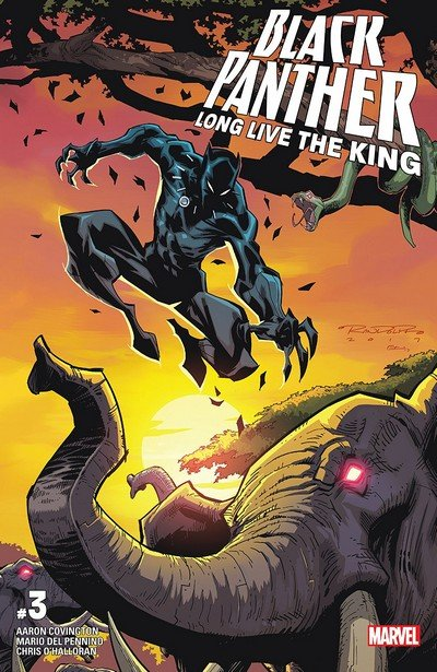 Black Panther – Long Live the King #3 (2018)