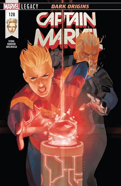 Captain Marvel #128 (2018)