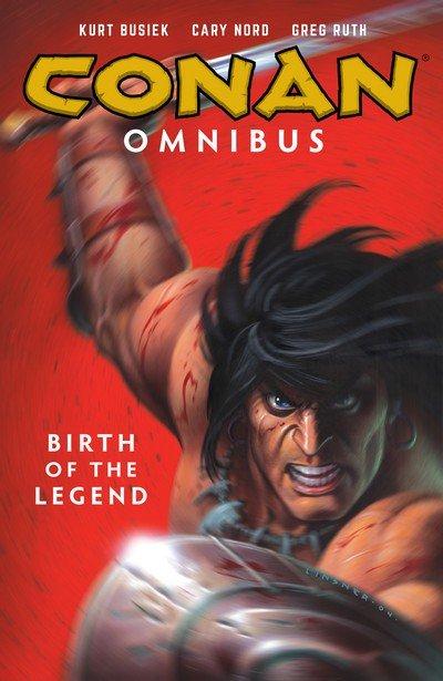 Conan Omnibus Vol. 1 – 7 (2016-2018)