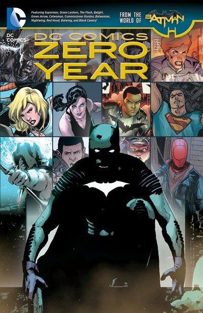 DC Comics – Zero Year (2014)