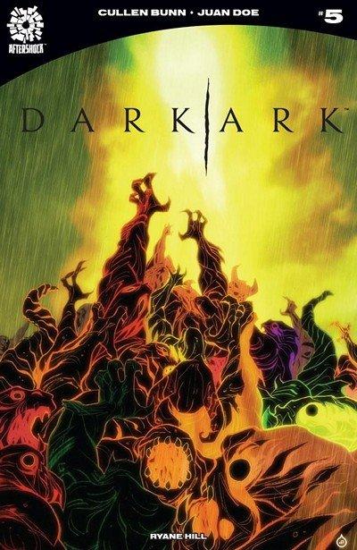 Dark Ark #5 (2018)