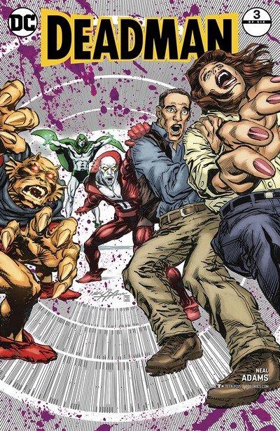 Deadman #3 (2018)