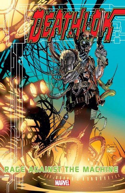 Deathlok – Rage Against The Machine (TPB) (2015)