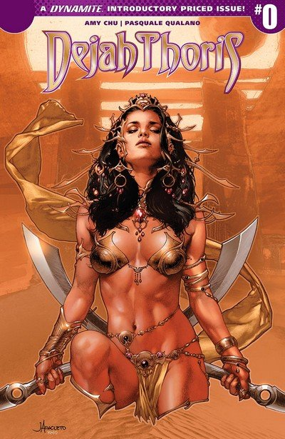 Dejah Thoris #0 (2018)