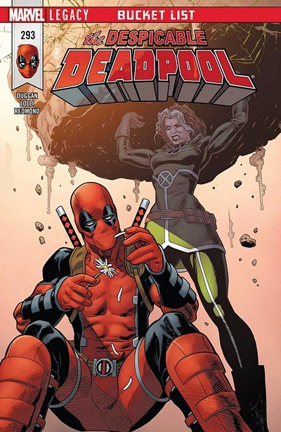 Despicable Deadpool #293 (2018)