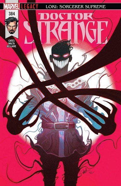 Doctor Strange #384 (2018)