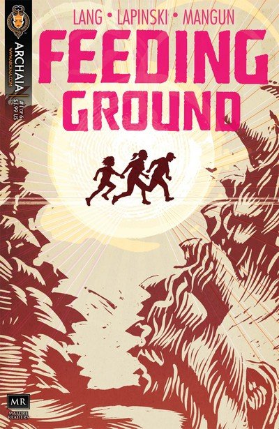 Feeding Ground #1 – 6 (2010-2011)