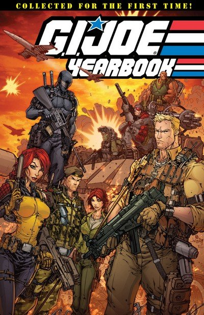G.I. Joe Yearbook – Collected Edition (2012)