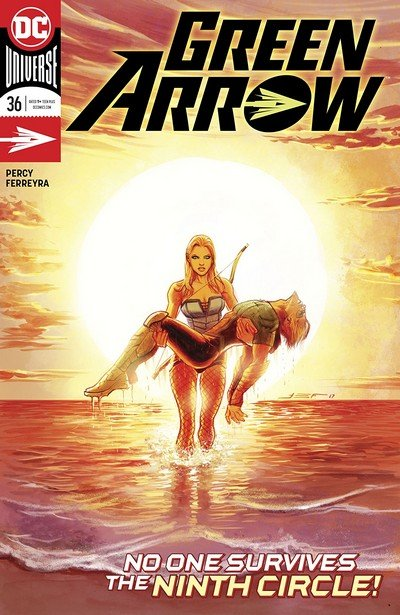 Green Arrow #36 (2018)