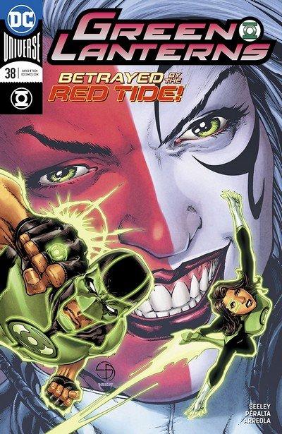 Green Lanterns #38 (2018)