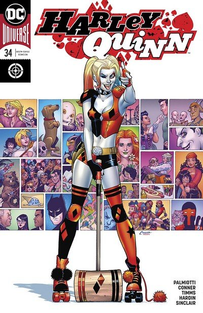 Harley Quinn #34 (2018)