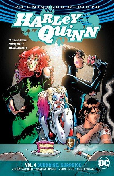 Harley Quinn Vol. 4 – Surprise, Surprise (TPB) (2018)