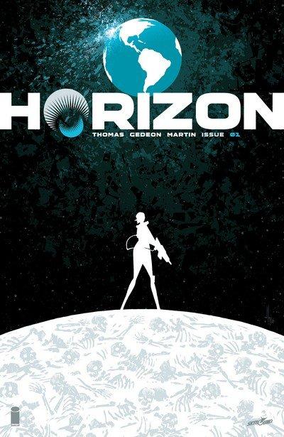 Horizon #1 – 17 (2016-2017)