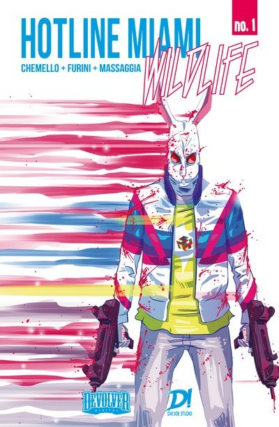Hotline Miami – Wildlife #1 – 4 (2016)