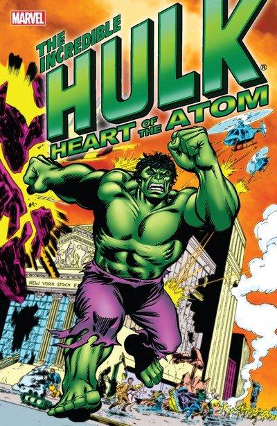 Hulk – Heart of the Atom (TPB) (2012)