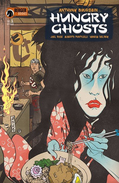 Hungry Ghosts #1 (2018)
