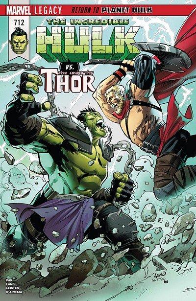 Incredible Hulk #712 (2018)