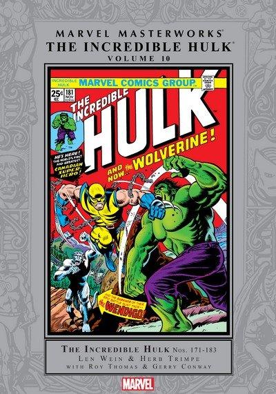 Incredible Hulk Masterworks Vol. 10 (2016)