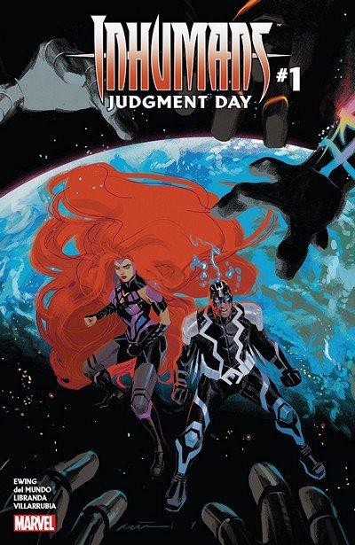 Inhumans – Judgement Day #1 (2018)