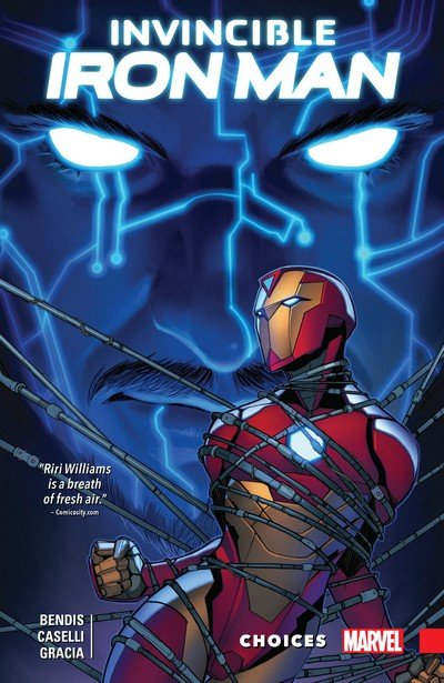 Invincible Iron Man – Ironheart Vol. 2 – Choices (TPB) (2018)