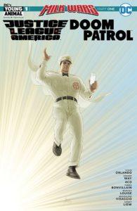 JLA - Doom Patrol Special #1 (2018)