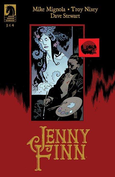 Jenny Finn #3 (2018)