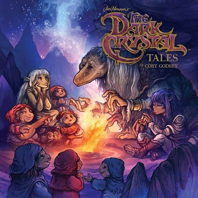 Jim Henson's The Dark Crystal Tales (2017) (Graphic Novel)