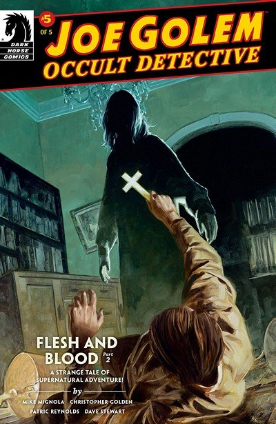 Joe Golem-Occult Detective – Flesh And Blood #2 (2018)
