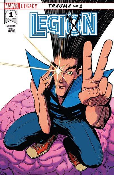 Legion #1 (2018)