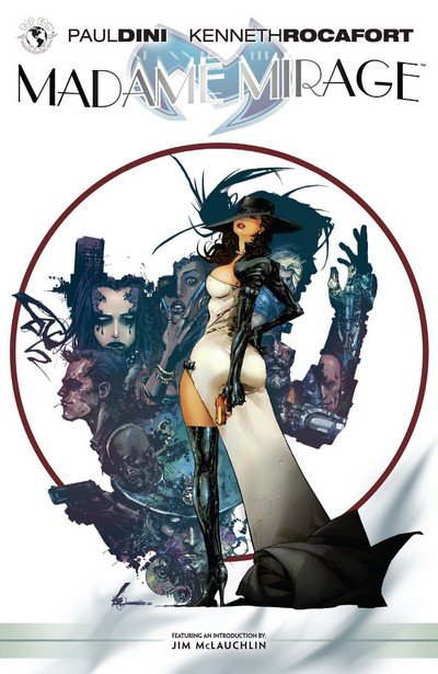 Madame Mirage Vol. 1 (TPB) (2008)