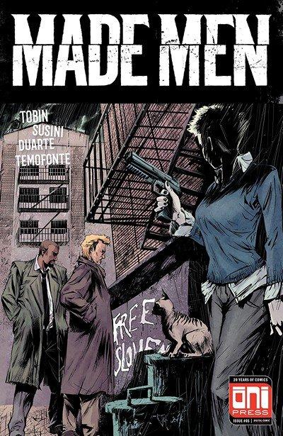 Made Men #5 (2018)