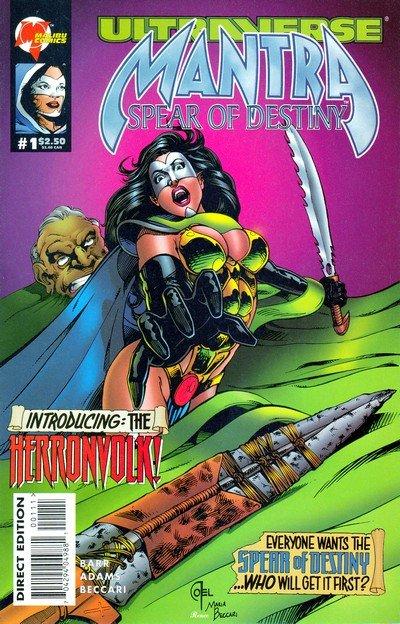 Mantra – Spear of Destiny #1 – 2 (1995)