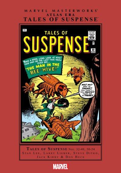 Marvel Masterworks – Atlas Era Tales of Suspense Vol. 4 (TPB) (2012)