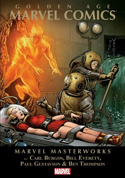 Marvel Masterworks – Golden Age Marvel Comics Vol. 2 (TPB) (2013)
