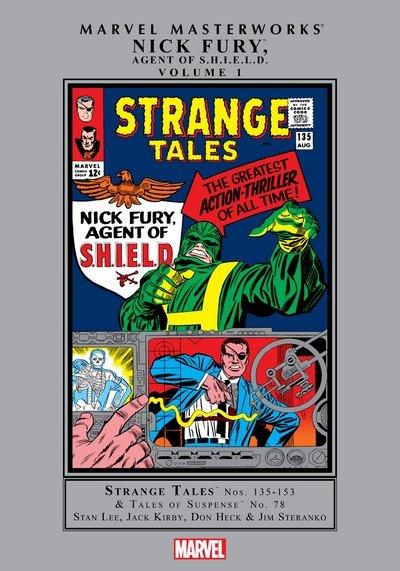 Marvel Masterworks Nick Fury – Agent of S.H.I.E.L.D. Vol. 1 (TPB) (2007)