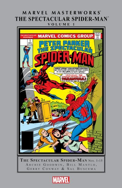 Marvel Masterworks – The Spectacular Spider-Man Vol. 1 (2017)