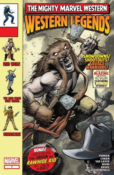 Marvel Western – Western Legends #1 (2006)