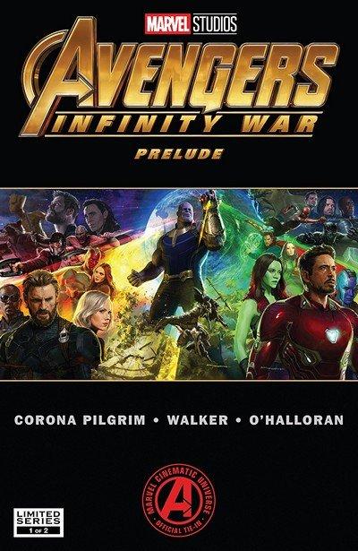 Marvel's Avengers – Infinity War Prelude #1 (2018)