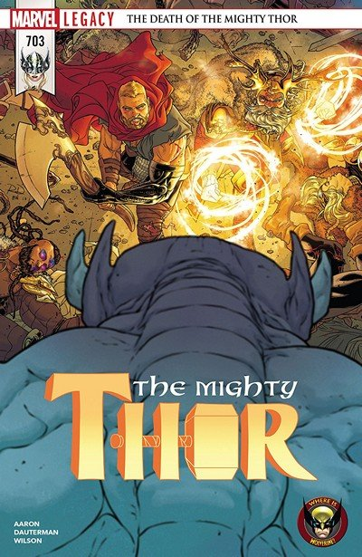 Mighty Thor #703 (2018)