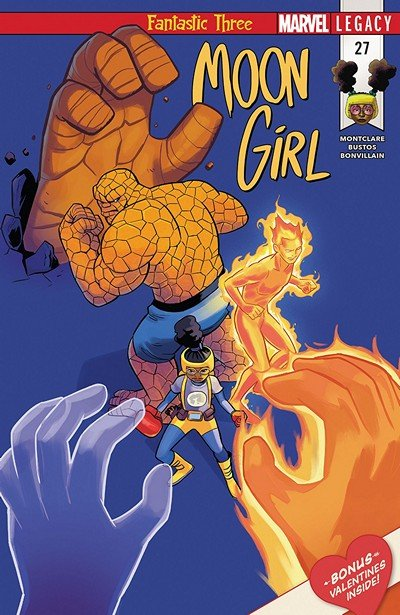 Moon Girl And Devil Dinosaur #27 (2018)
