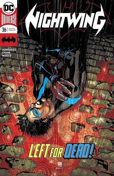 Nightwing #36 (2018)
