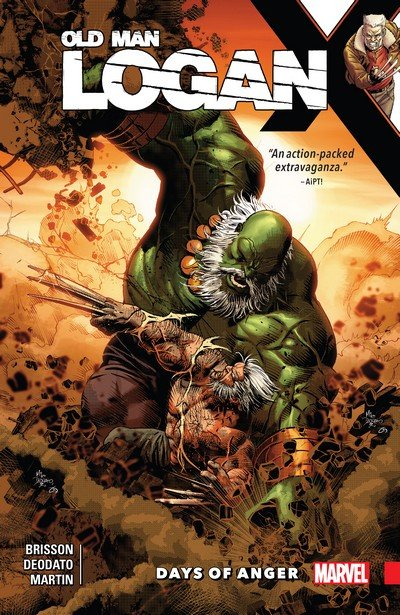 Old Man Logan Vol. 6 – Days of Anger (TPB) (2018)