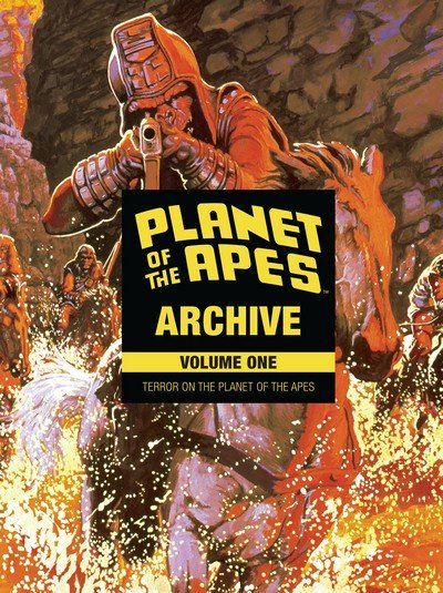 Planet of the Apes Archive Vol. 1 – 4 (TPB) (2017-2018)