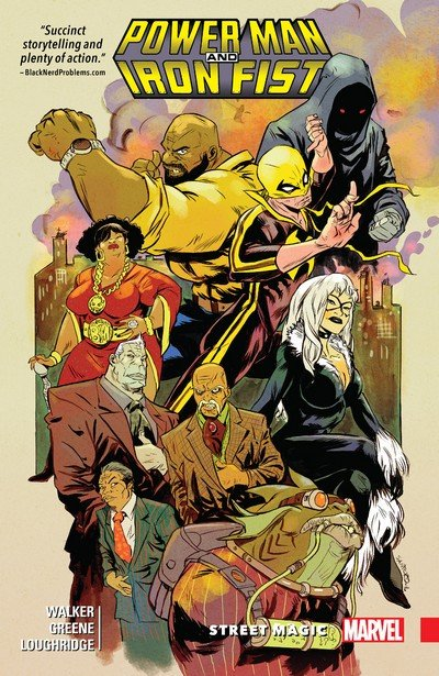 Power Man and Iron Fist Vol. 3 – Street Magic (TPB) (2017)