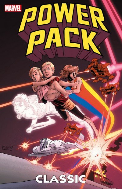 Power Pack Classic Vol. 1 – 3 (2009-2011)